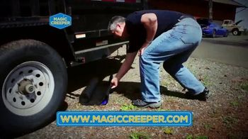 Magic Creeper Father's Day Sale TV Spot, 'Patented Design & Emergency Kit' - Thumbnail 3