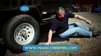 Magic Creeper Father's Day Sale TV Spot, 'Patented Design & Emergency Kit'