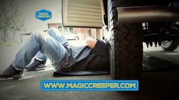 Magic Creeper Father's Day Sale TV Spot, 'Patented Design & Emergency Kit' - Thumbnail 6