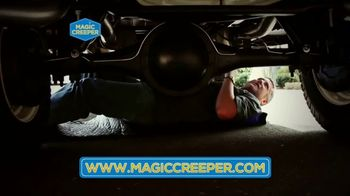 Magic Creeper Father's Day Sale TV Spot, 'Patented Design & Emergency Kit' - Thumbnail 7