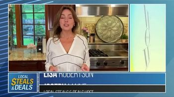 Local Steals & Deals TV Spot, 'Color Wow Tutorial' Featuring Lisa Robertson - Thumbnail 2