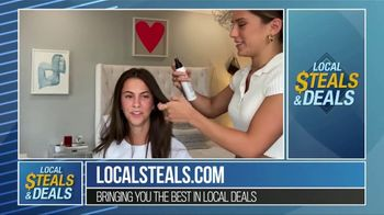 Local Steals & Deals TV Spot, 'Color Wow Tutorial' Featuring Lisa Robertson - Thumbnail 5