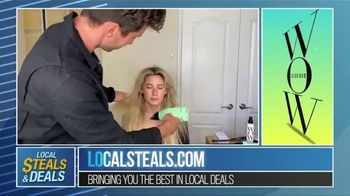 Local Steals & Deals TV Spot, 'Color Wow Tutorial' Featuring Lisa Robertson - Thumbnail 6