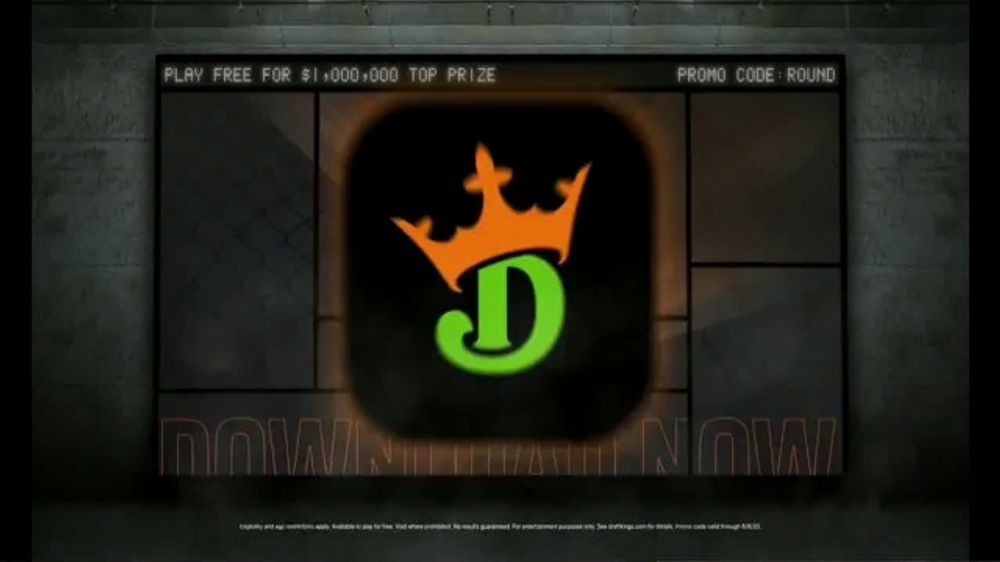 DraftKings Daily Fantasy Sports TV Commercial, 'UFC Contest: $1,000,000 Top Prize'