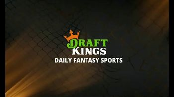 DraftKings Daily Fantasy Sports TV Spot, 'UFC Contest: $1,000,000 Top Prize' - Thumbnail 1