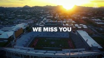 University of Arizona Athletics TV Spot, 'We Can't Wait to See You Again' - Thumbnail 3