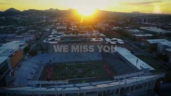 University of Arizona Athletics TV Spot, 'We Can't Wait to See You Again' - Thumbnail 4