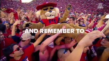 University of Arizona Athletics TV Spot, 'We Can't Wait to See You Again' - Thumbnail 9