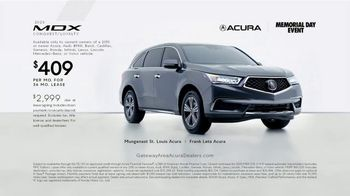 Acura Memorial Day Event TV Spot, 'Watch This' [T2] - Thumbnail 9