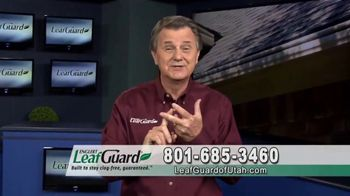 LeafGuard of Utah $99 Install Sale TV Spot, 'Debris Damage'