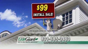 LeafGuard of Utah $99 Install Sale TV Spot, 'Debris Damage' - Thumbnail 5
