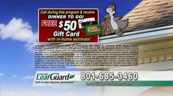 LeafGuard of Utah $99 Install Sale TV Spot, 'Debris Damage' - Thumbnail 7