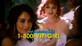 1-800-VIP-GIRL TV Spot, 'Join Us: First Five Minutes Free' - Thumbnail 10