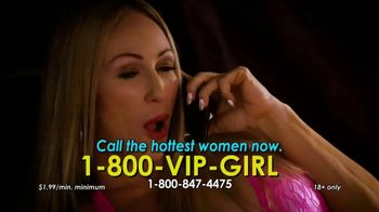 1-800-VIP-GIRL TV Spot, 'Join Us: First Five Minutes Free' - Thumbnail 4