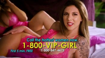 1-800-VIP-GIRL TV Spot, 'Join Us: First Five Minutes Free' - Thumbnail 5