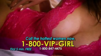 1-800-VIP-GIRL TV Spot, 'Join Us: First Five Minutes Free' - Thumbnail 6
