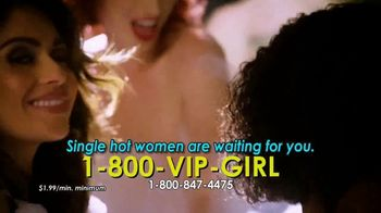 1-800-VIP-GIRL TV Spot, 'Join Us: First Five Minutes Free' - Thumbnail 7