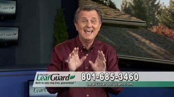 LeafGuard of Utah $99 Install Sale TV Spot, 'Big Mouth'