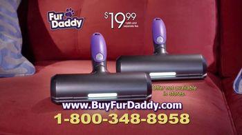 Fur Daddy TV Spot, 'Stubborn Pet Hair' - Thumbnail 10