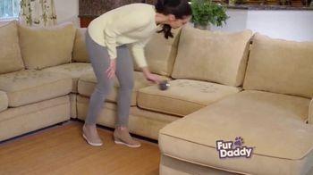 Fur Daddy TV Spot, 'Stubborn Pet Hair' - Thumbnail 5
