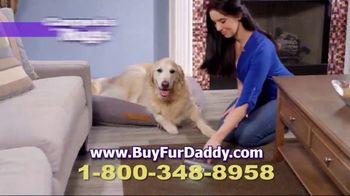 Fur Daddy TV Spot, 'Stubborn Pet Hair' - Thumbnail 6