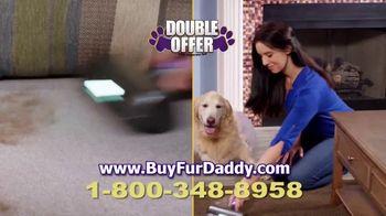 Fur Daddy TV Spot, 'Stubborn Pet Hair' - Thumbnail 9