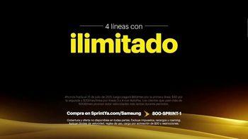 Sprint TV Spot, 'La mejor oferta en los Samsung Galaxy S10+' [Spanish] - Thumbnail 3