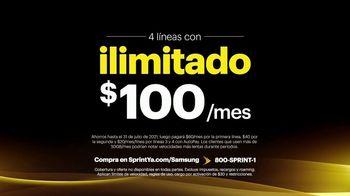 Sprint TV Spot, 'La mejor oferta en los Samsung Galaxy S10+' [Spanish] - Thumbnail 4