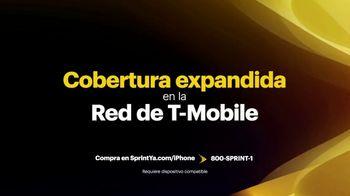 Sprint Unlimited TV Spot, 'Cuatro Apple iPhone 11: cobertura expandida' [Spanish] - Thumbnail 7