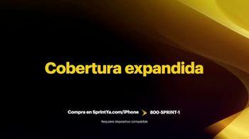 Sprint Unlimited TV Spot, 'Cuatro Apple iPhone 11: cobertura expandida' [Spanish] - Thumbnail 6