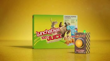 Lunchables With 100% Juice TV Spot, 'Science Fair' - Thumbnail 10