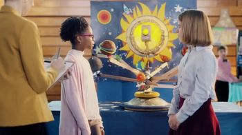 Lunchables With 100% Juice TV Spot, 'Science Fair' - Thumbnail 2