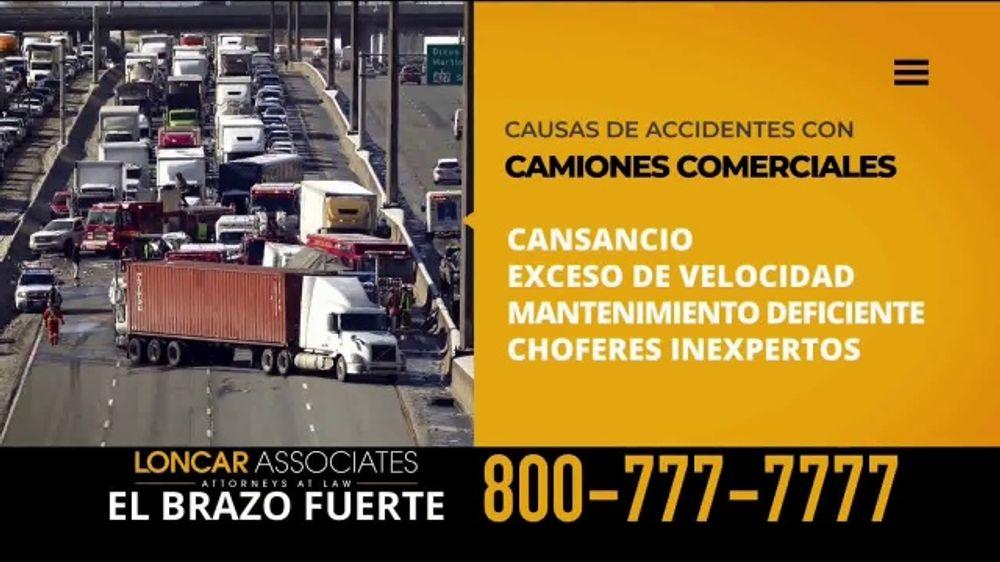 Loncar & Associates TV Commercial, 'Camiones comerciales'