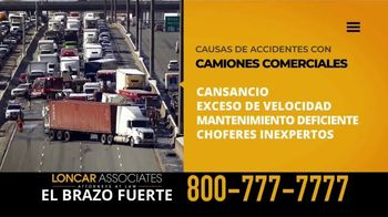 Loncar & Associates TV Spot, 'Camiones comerciales' [Spanish] - Thumbnail 3