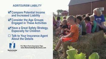Nationwide Agribusiness TV Spot, 'Agri-Tourism'