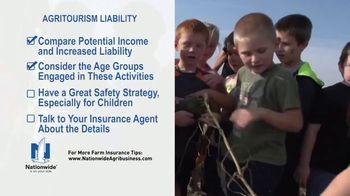 Nationwide Agribusiness TV Spot, 'Agri-Tourism' - Thumbnail 6