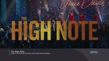 XFINITY On Demand TV Spot, 'The High Note' Song by Tracee Ellis Ross - Thumbnail 4