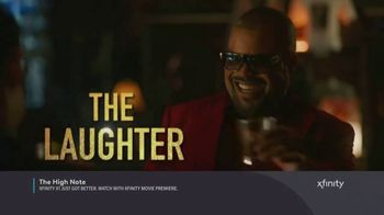 XFINITY On Demand TV Spot, 'The High Note' Song by Tracee Ellis Ross - Thumbnail 6