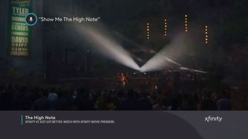 XFINITY On Demand TV Spot, 'The High Note' Song by Tracee Ellis Ross - Thumbnail 8
