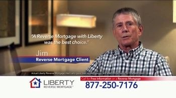 Liberty Home Equity Solutions Reverse Mortgage TV Spot, 'Jim'