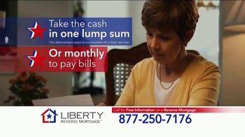 Liberty Home Equity Solutions Reverse Mortgage TV Spot, 'Jim' - Thumbnail 5