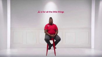 Chick-fil-A TV Spot, 'The Little Things: The A in Chick-fil-A' - Thumbnail 8