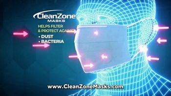 Clean Zone Masks TV Spot,  'New Mask Guidelines' - Thumbnail 2