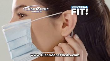 Clean Zone Masks TV Spot,  'New Mask Guidelines'