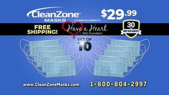 Clean Zone Masks TV Spot,  'New Mask Guidelines' - Thumbnail 6