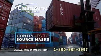 Clean Zone Masks TV Spot,  'New Mask Guidelines' - Thumbnail 7