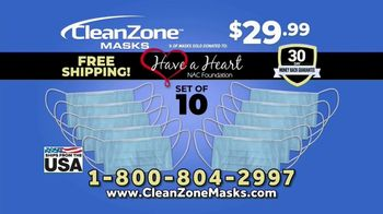 Clean Zone Masks TV Spot,  'New Mask Guidelines' - Thumbnail 8
