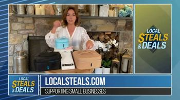 Local Steals & Deals TV Spot, '4id Sterilizer' Featuring Lisa Robertson - Thumbnail 10