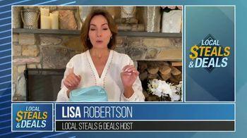 Local Steals & Deals TV Spot, '4id Sterilizer' Featuring Lisa Robertson - Thumbnail 2