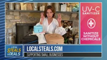 Local Steals & Deals TV Spot, '4id Sterilizer' Featuring Lisa Robertson - Thumbnail 3